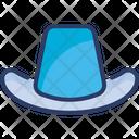 Cowboy Hat Sheriff Icon