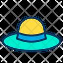 Cowboy Cowboy Cap Hat Icon