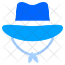 Cowboy Hat Hat Costume Icon
