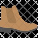 Cowboy Shoe Icon