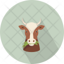 Cowhead Animal Cow Icon