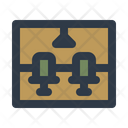 Coworking Space Icon