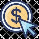 Cpc Ppc Money Icon