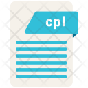 Cpl file Icon