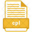Cpl file Icon