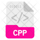 Cpp File Format Icon