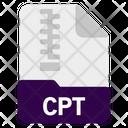 Cpt File Icon