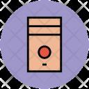 Cpu System Unit Icon