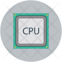 Cpu Central Processing Icon