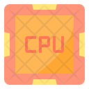 Cpu Chip Microchip Icon