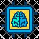 Artificial Chip Artificial Cpu Icon