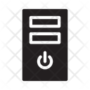 Pc Computer Mainframe Icon