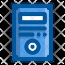 Cpu Central Processing Unit Computer Icon