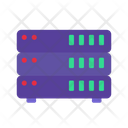 Cpu Server Database Icon