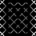 Lan Network Database Icon