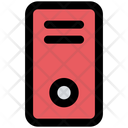 Cpu Server Networking Icon