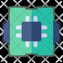 Cpu Processor Chip Icon