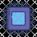 Cpu Microchip Microprocessor Icon