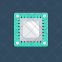 Cpu Chip Microprocessor Icon