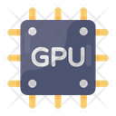 Cpu Chip Microchip Integrated Circuit Icon