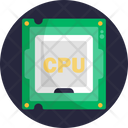 Hardware Computer Cpu Icon