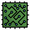 Cpu Chip Cpu Chip Icon