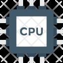 Cpu Chip Microprocessor Icon