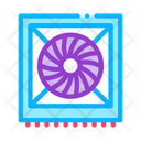 System Fan Computer Icon