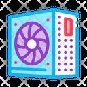 Power Supply Color Icon