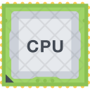 Cpu Data Computer Icon