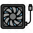 Cpu Fan Air Cooler Cooling Fan Icon