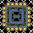 Cpu Future Technology Icon