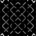 Server Lock Internet Icon