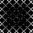 Cpu Mining Microchip Mining Icon