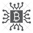 Cpu Mining Processor Icon