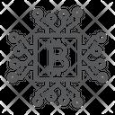 Cpu Mining Icon