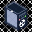 Cpu Server Computer Pc Power Unit Icon