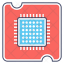 Cpu Central Processing Unit Computer Chip Icon