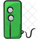 System Unit Cpu System Power Outlet Icon