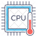 Cpu Temperature Icon