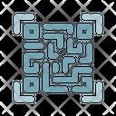 CR Code Icon
