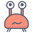 Crab Crab Eye Character Icon