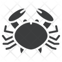 Seafood Shell Beach Icon