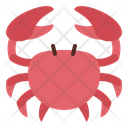 Crab Shellfish Food Icon