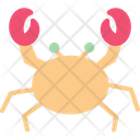 Crab Claw Seafood Icon