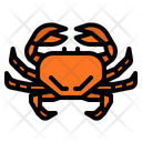 Crab Marine Ocean Icon
