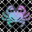 Crab Marine Ocean Icon