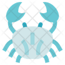 Allergy Medical Crab Icon