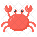 Lobster Crab Crab Louse Icon