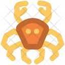 Crab Seafood Meat Icon